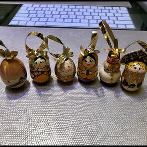 Russian X-mas toys 🎄🎄